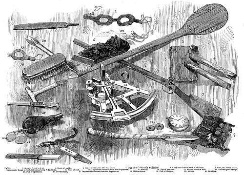 Relics of the Franklin Expedition of 1845