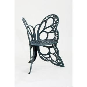 Flowerhouse Antique Butterfly Patio Chair Fhbc205a At The Home