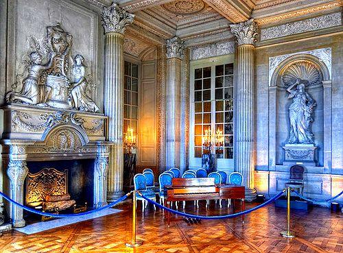 Ch teau de maisons laffitte built for fran ois mansart 1630 1651 french baroque located in - Cabinet mansart versailles ...