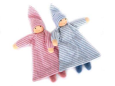 First baby dolls