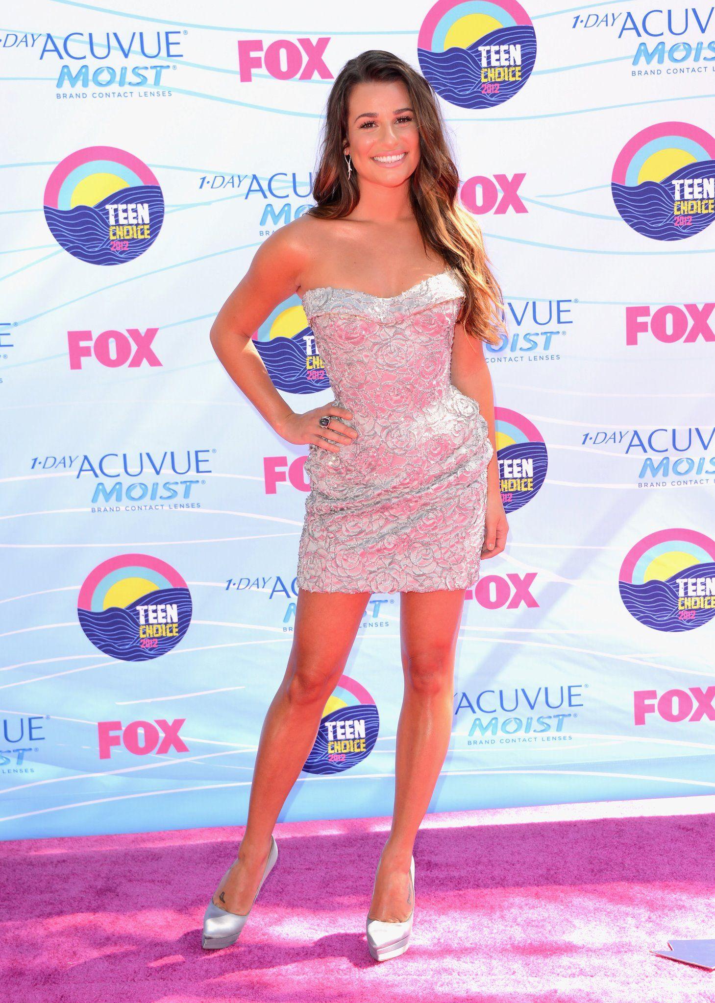 Versace Lea Michele