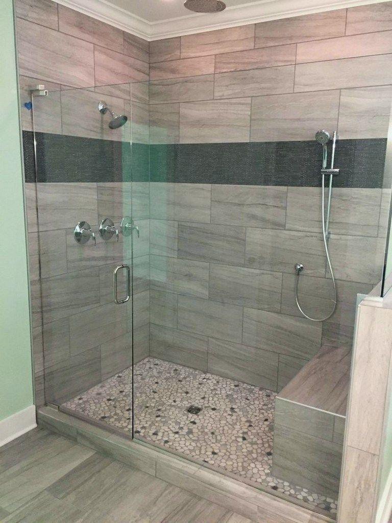 27 Master Bathroom Walk In Shower Ideas 00029 Home Alone Stylish Bathroom Small Bathroom Remodel Bathroom Remodel Master