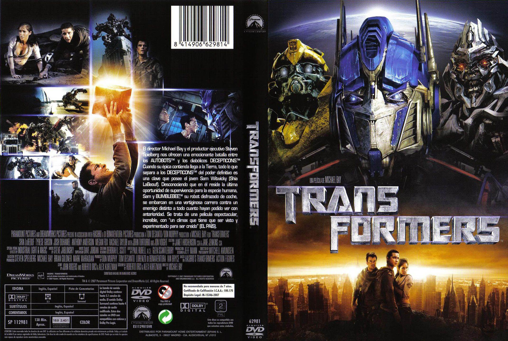transformers | el séptimo arte (cinema covers) | pinterest | cinema