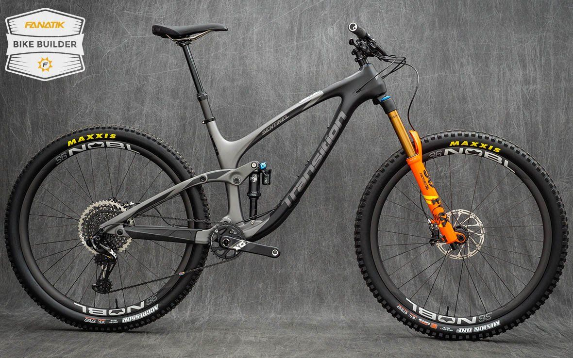 Transition Sentinel Carbon Bicycle Mountain Bike Mountain Bike