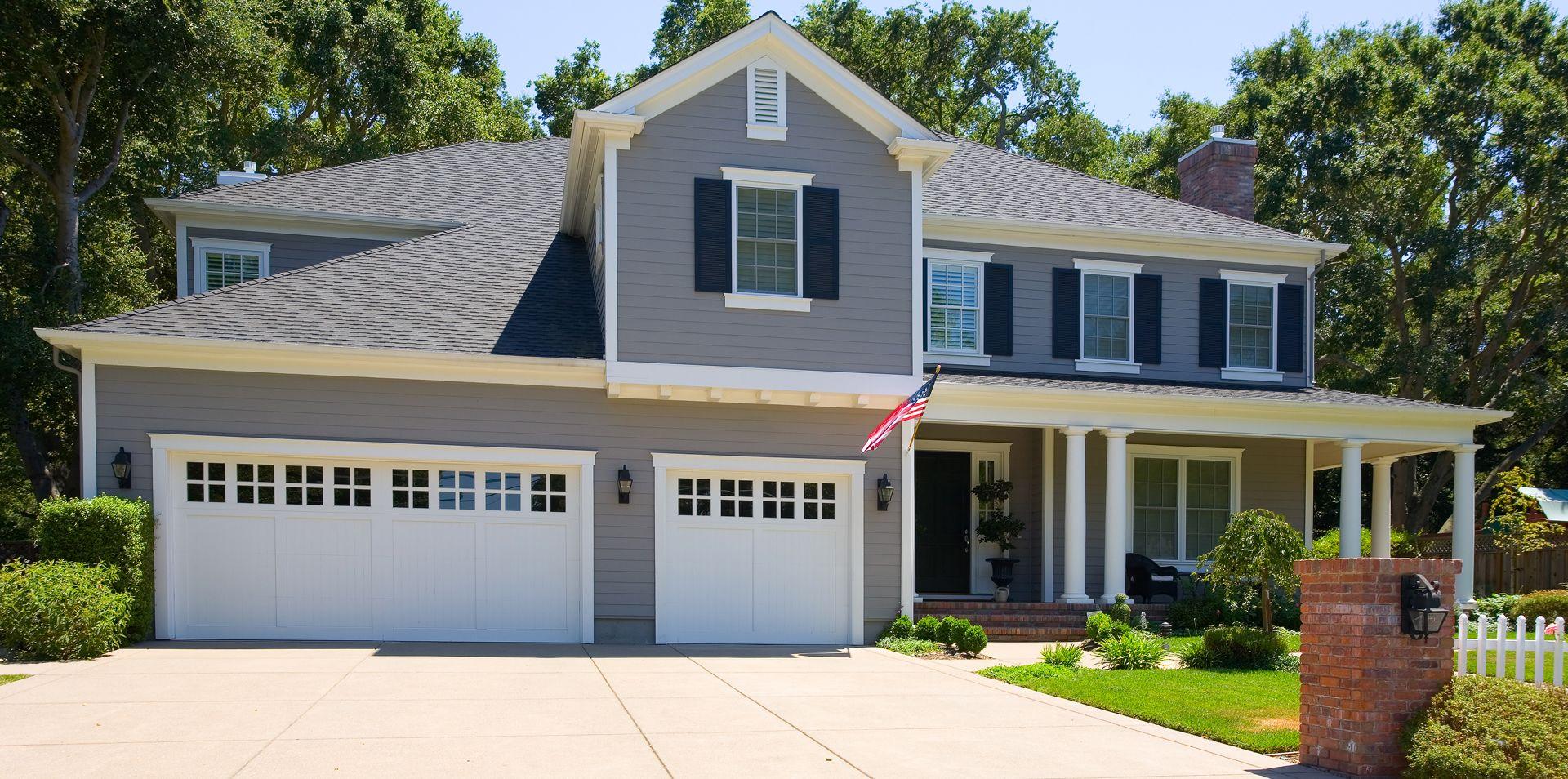 Don Sharp Home Improvements Garage Door Repair Garage Doors Home Builders