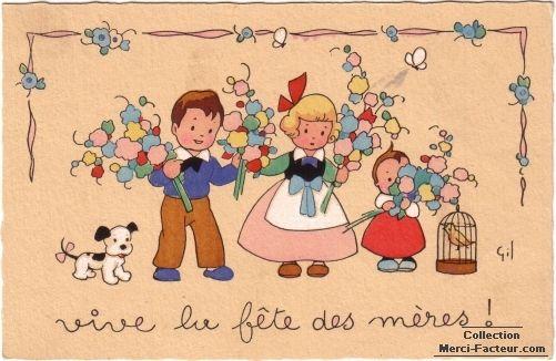 le dix vins blog - articles generaux - le Dix Vins Blog   Cartes rétro,  Carte postale, Cartes anciennes