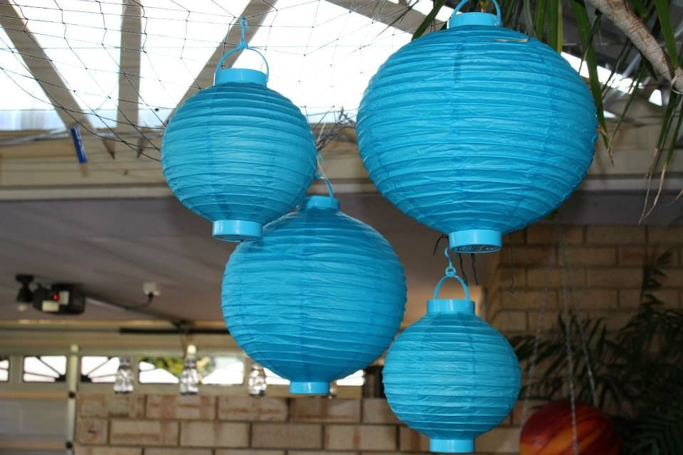 Gone fishing theme party decorations fishing party for Fish party decorations