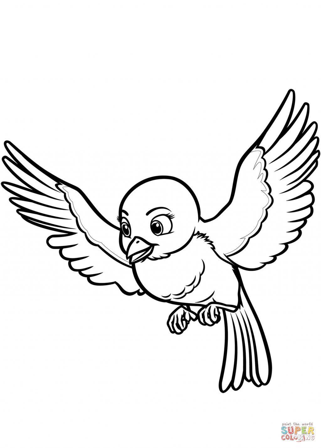 Bird Coloring Page Google Search Bird Coloring Pages Mermaid