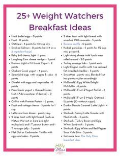 Photo of 50+ Weight Watchers Breakfast Recipes and Ideas The Holy Mess