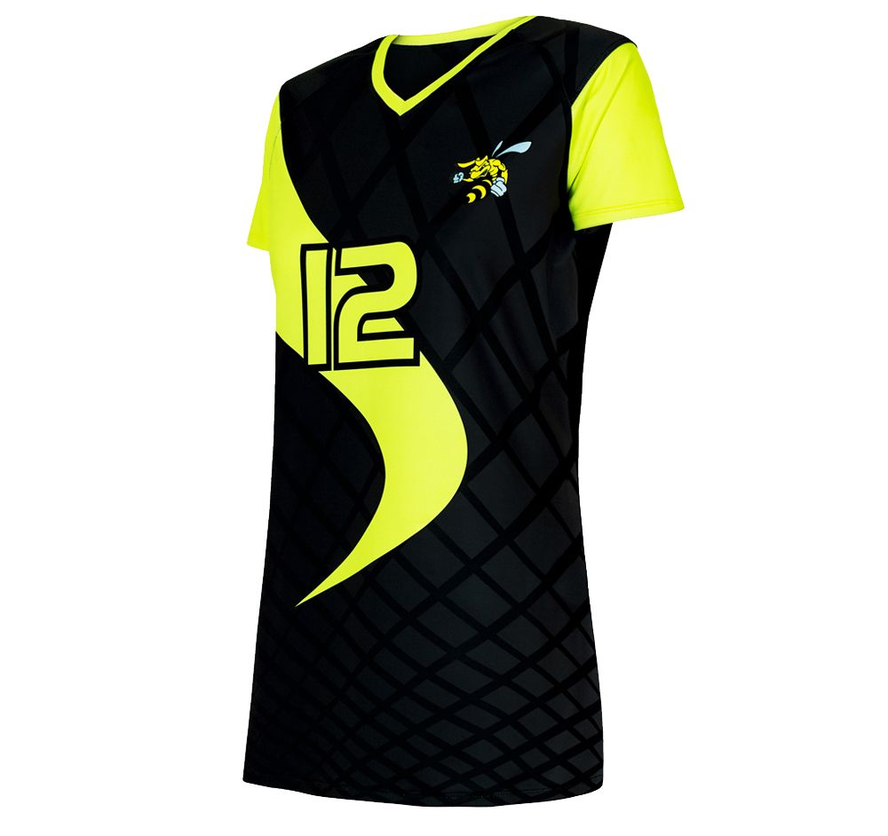 Cocktail dress 3 4 sleeve volleyball jerseys