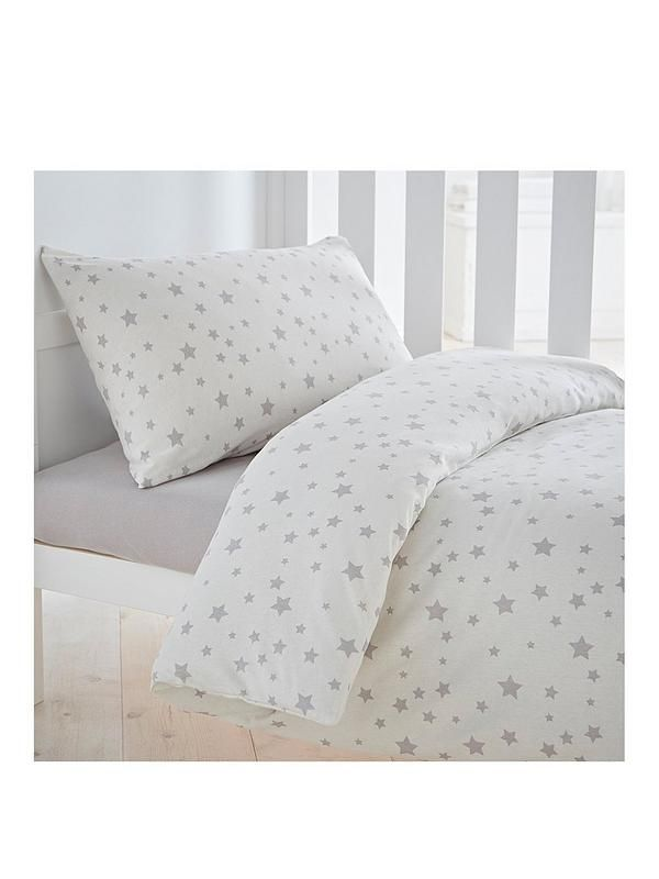 Duvet Cover & Pillowcase For Cot Bed