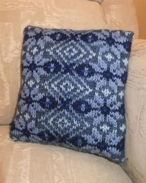 Dornoch Cushion Cover Cushion Cover Pattern Easy Patterns And