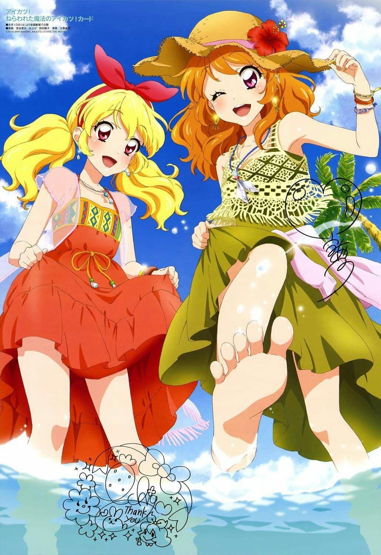 33 best Aikatsu images on Pinterest | Anime girls, Cartoon people ...