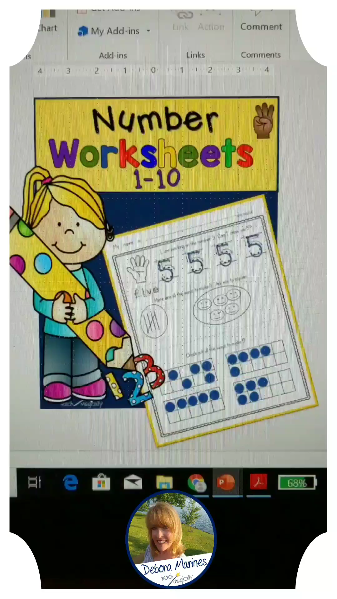 These Number Worksheets Are Perfect For Teaching Writing