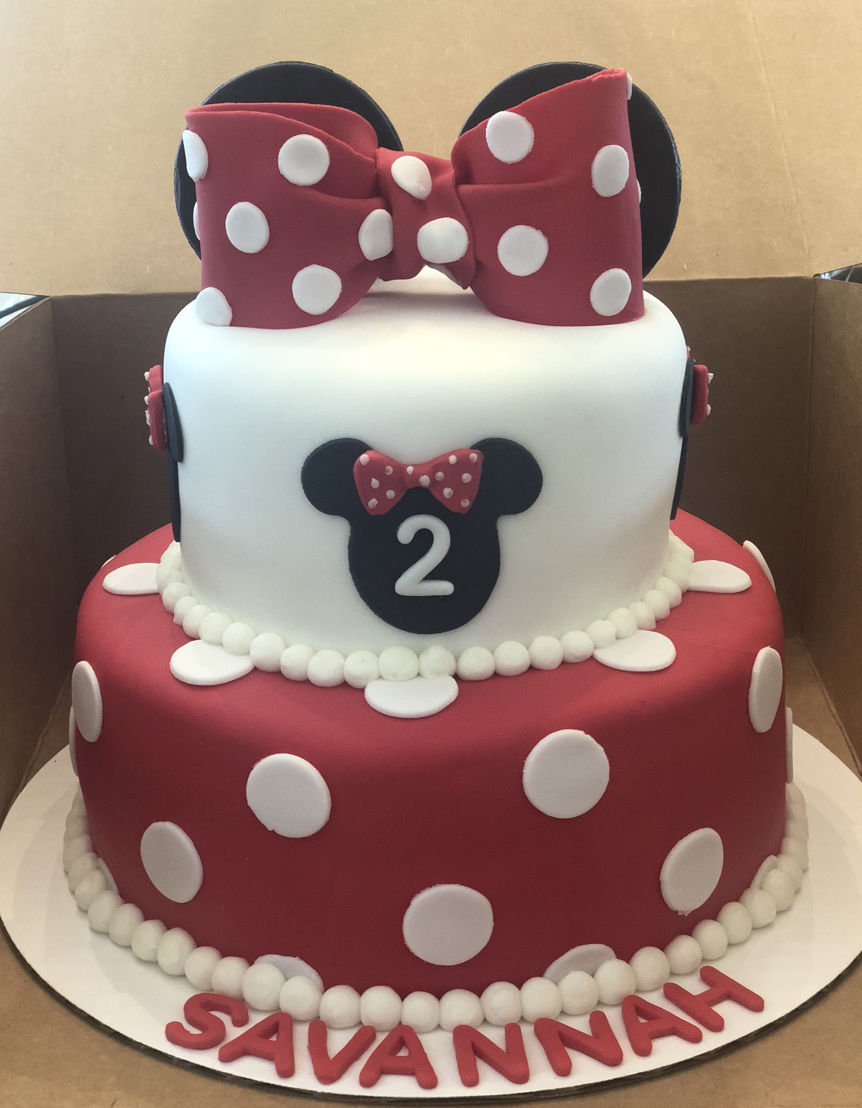 Minnie Mouse Cake Minnie Mouse Birthday Cakes Toy Story Birthday Cake Boys 1st Birthday Cake