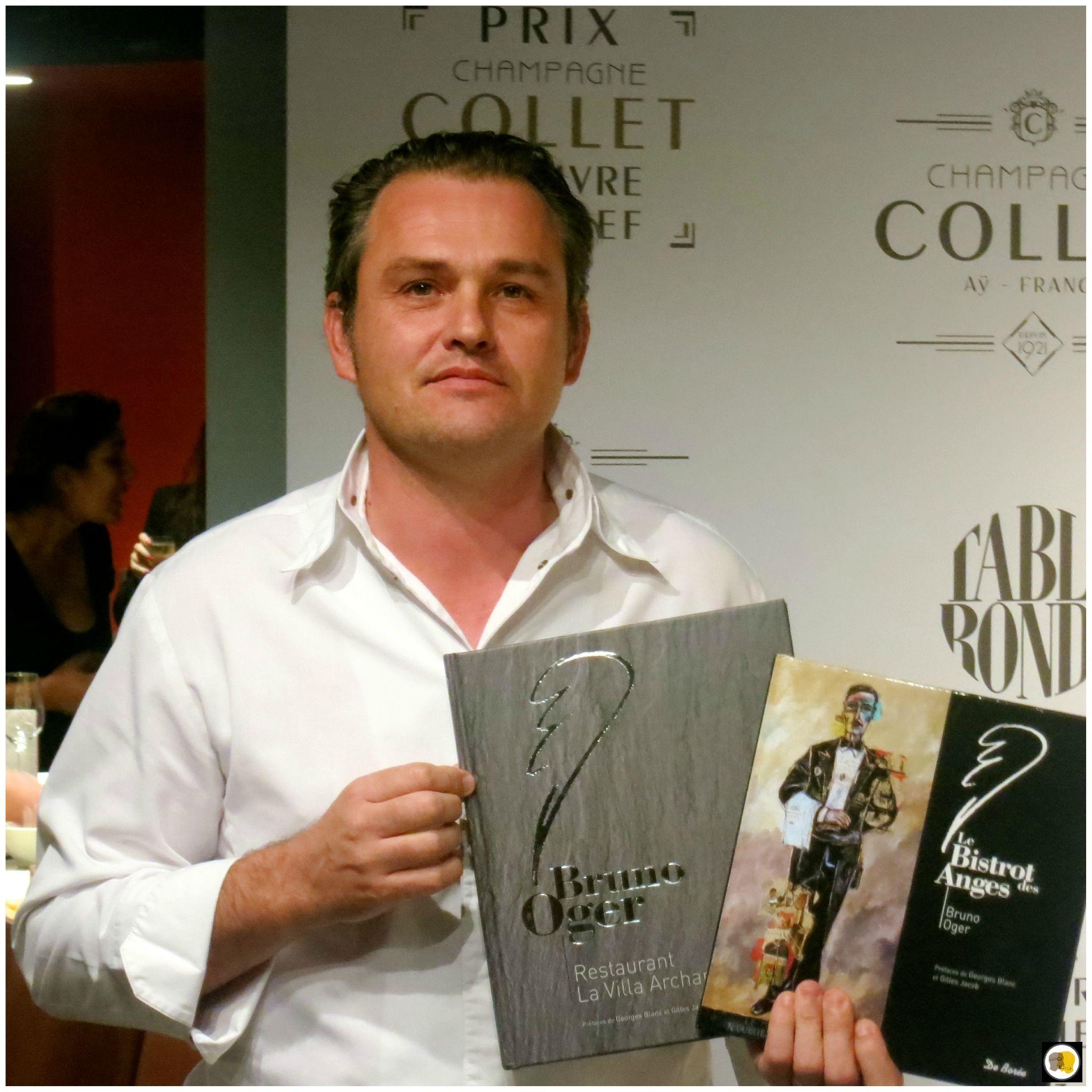 Prix Collet Du Livre De Chef