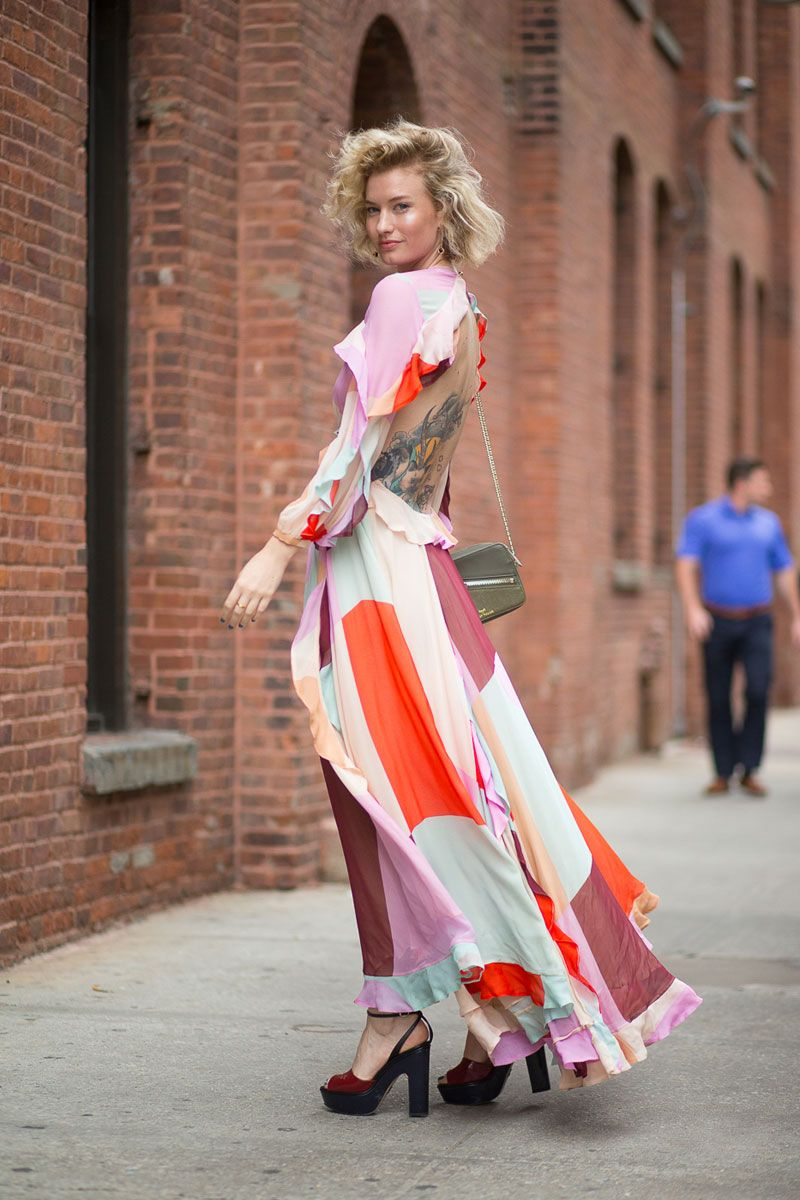 NYFW: The Best On The Street Style Scene | The Art of ...