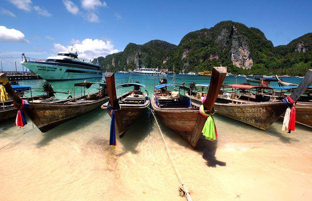 Ilhas Phi Phi, paraíso tailandês com grande biodiversidade | #Biodiversidade, #EpochTimes, #IlhasParadisíacas, #IlhasPhiPhi, #MayaBay, #Mergulho, #OceanoÍndico, #Tailândia
