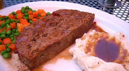 Is meatloaf in your healthy food recipes? Photo/rick