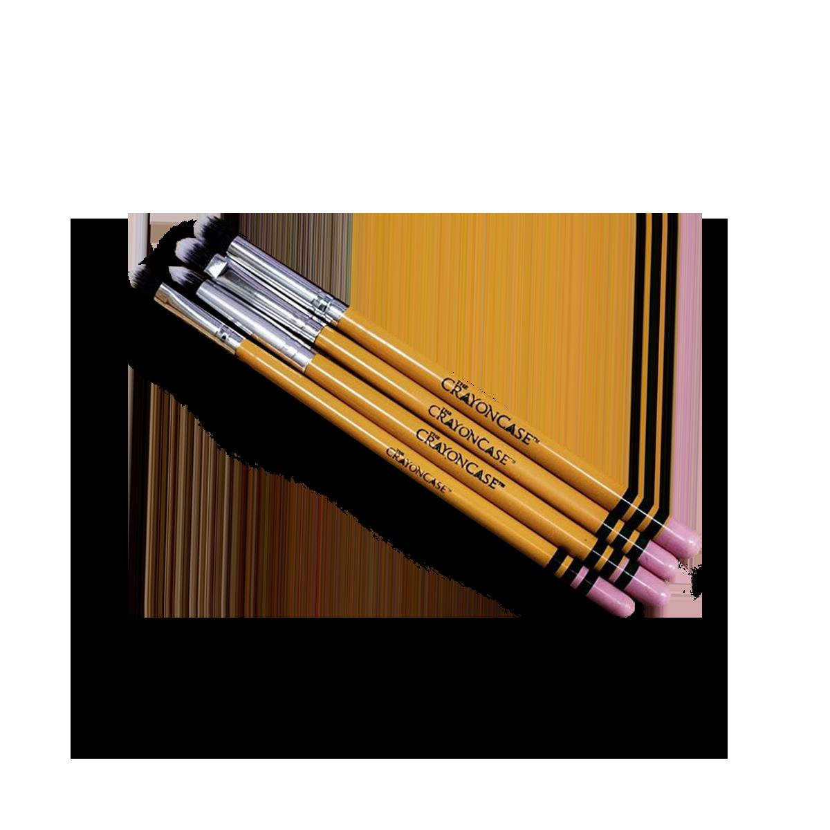7PC iShadow Pencil Brush Set It cosmetics brushes, Bh