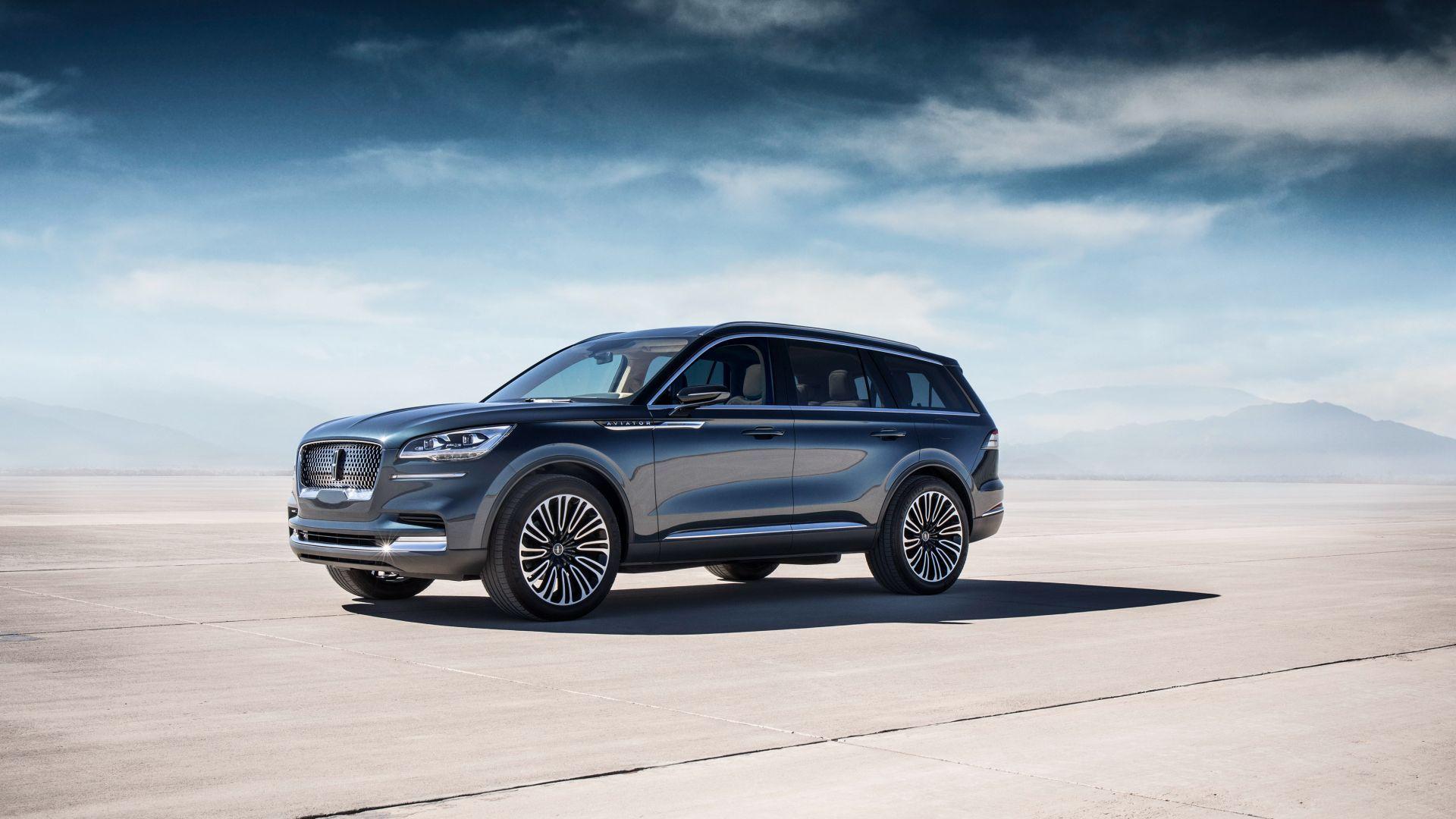Lincoln Aviator Suv 2019 Cars Electric Car 4k Horizontal Car