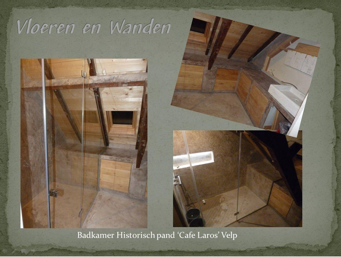 Badkamermeubel Met Vloerdelen : Luxe badkamer met ruime douchegelegenheid wanden vloer en