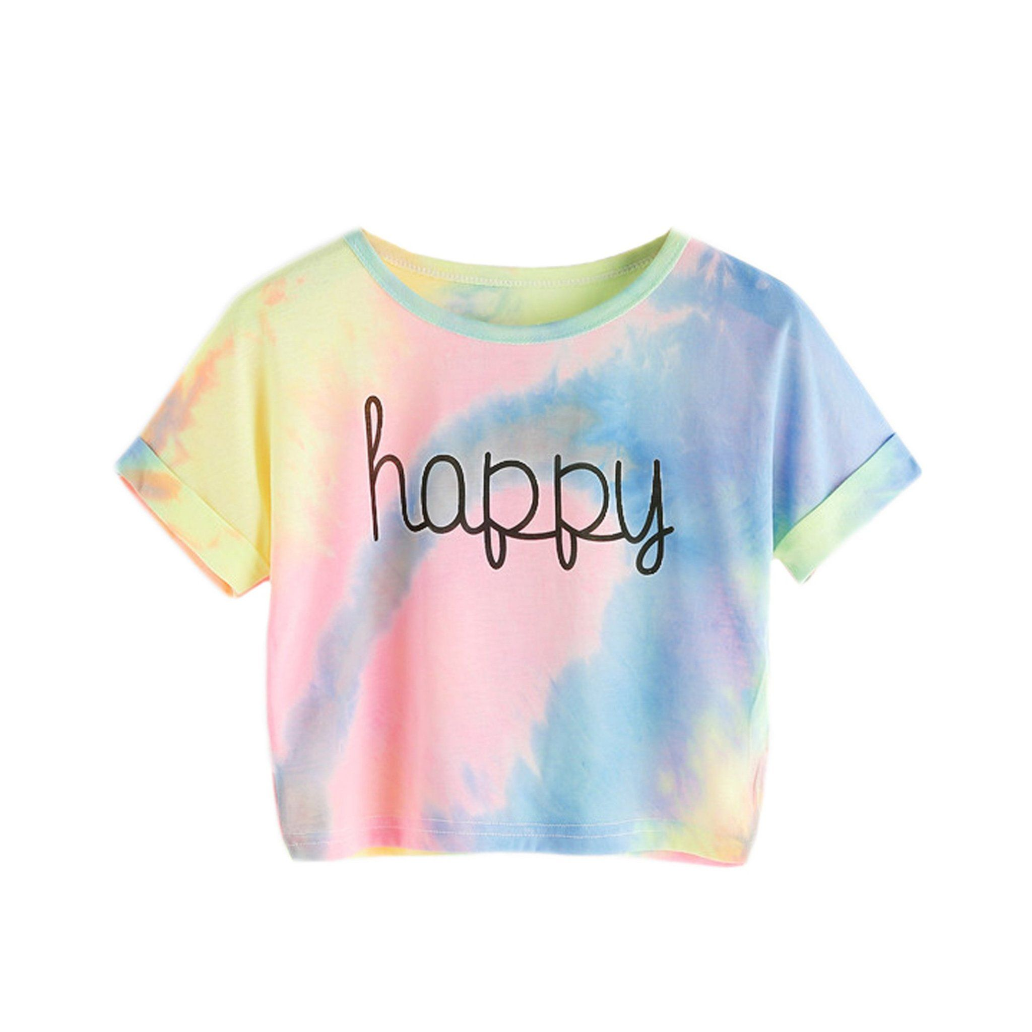 a63120a545c923 Fun Summer Outfit Ideas for School for Teen Girls for Women 2018 Cute Casual  Happy Tie