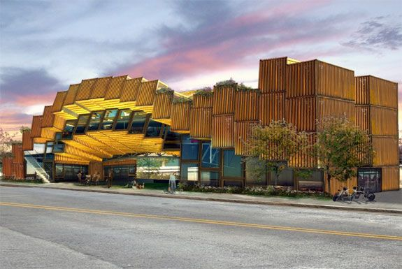 shipping container office building rhode. the building of 65 shipping containers architecture green u0026 ecofriendly all design container office rhode