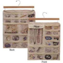 jewelry organizer with zipable pockets Christmas list