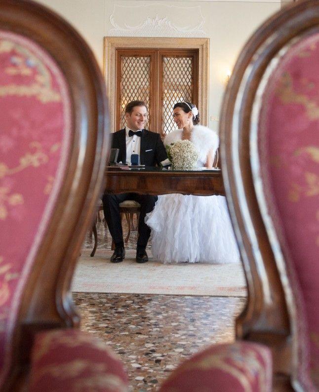 La Ceremonie Civile De Mon Mariage A Venise