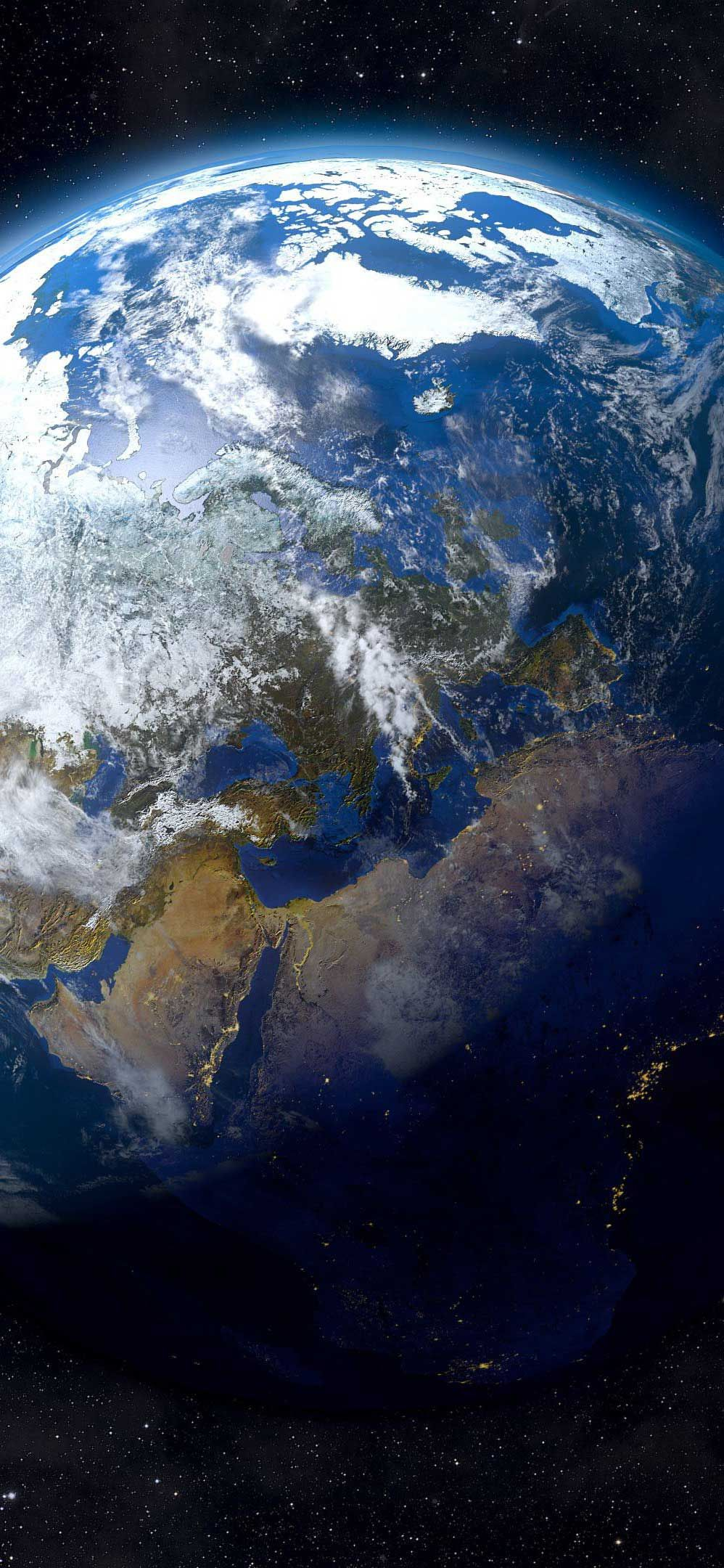 Iphone Wallpaper Earth From Space K Ultra Hd Desktop Wallpaper Hd In 2020 Wallpaper Earth Wallpaper Space Iphone Wallpaper Earth