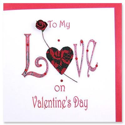 Lovely Valentines Card That Supports Charity Httpbirthdaycards