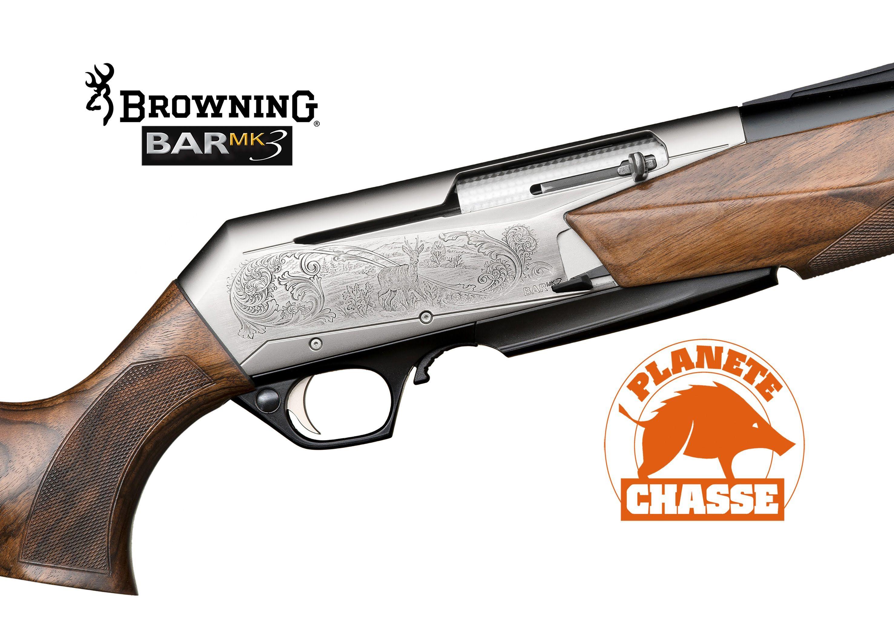 Browning BAR MK3 - YouTube | 2018 Gifts | Browning bar, Bar