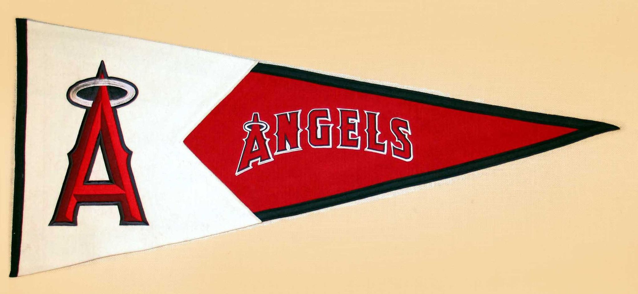Los Angeles Angeles of Anaheim Classic Wool Pennant
