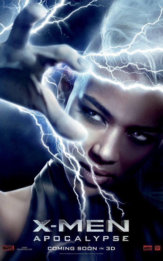 X-Men Apocalypse Poster - Storm.