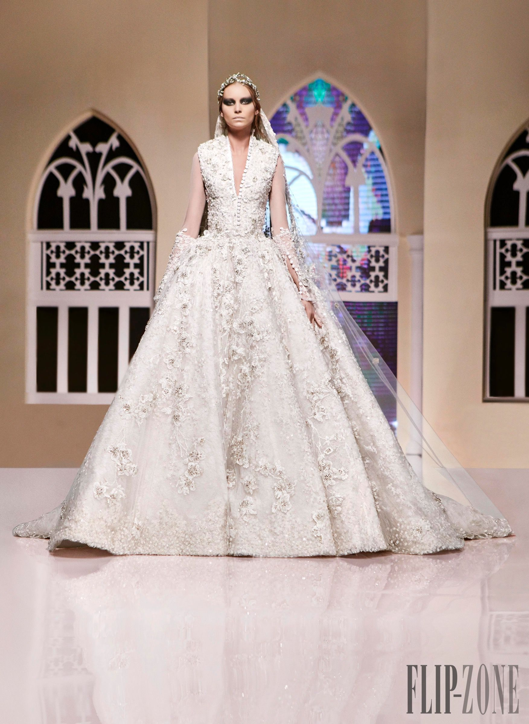 Shady Zeineldine 2016 collection - Couture - http://www.flip-zone.com/Shady-Zeineldine