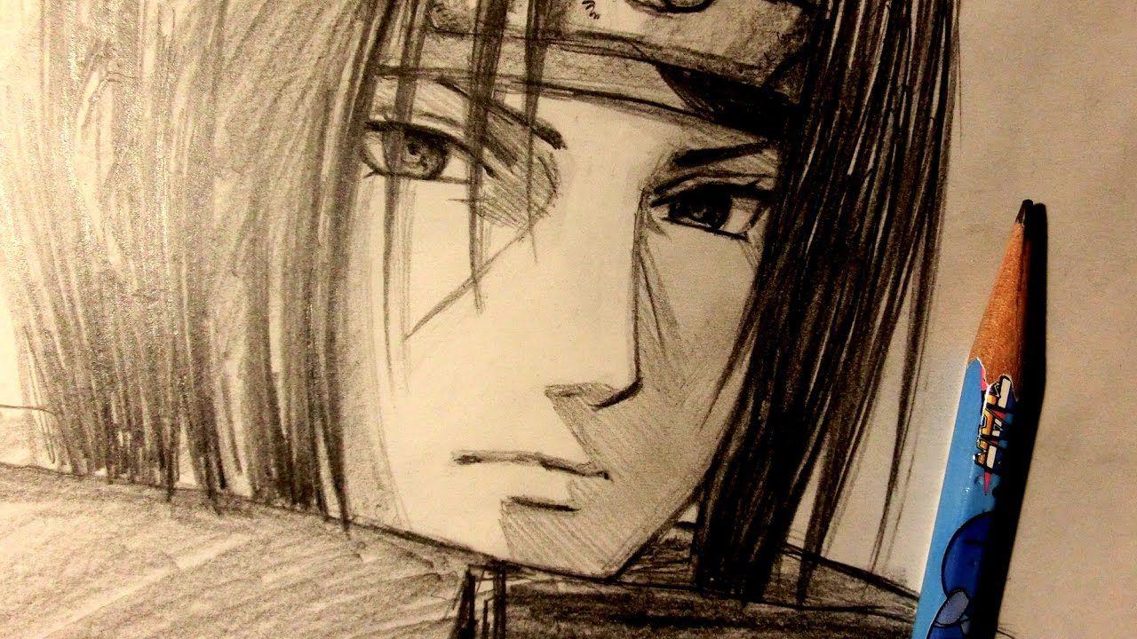 Asmr Pencil Drawing 62 Itachi Uchiha Request Itachi Uchiha Art Naruto Drawings Itachi