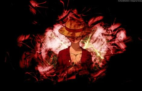One Piece Wallpaper Luffy New World
