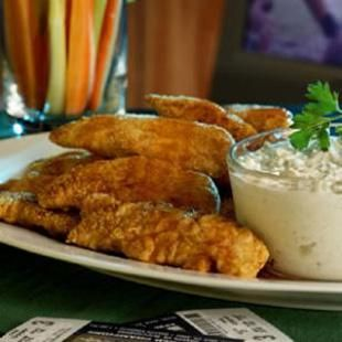 Slimmed Down SuperBowl :: Recipes for low-calorie football favorites like Buffalo wings, bean dip and more. via Eating Well