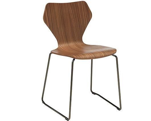 Sedie design, ALBAPLUS, sedie moderne produzione sedia metallo sedie ...