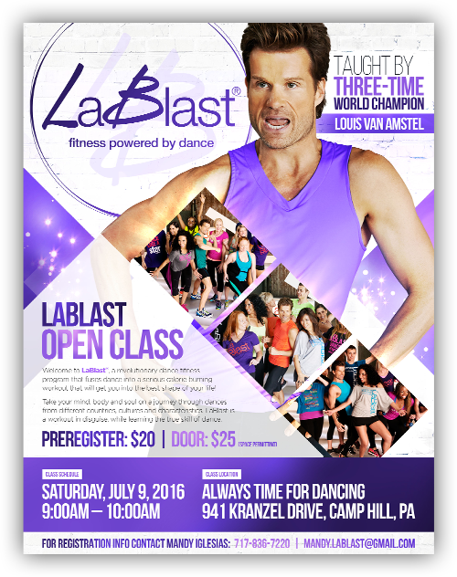 Lablast Fitness Fitness Powered By Dance Group Fitness Instructor Dance Workout Fitness Instructor