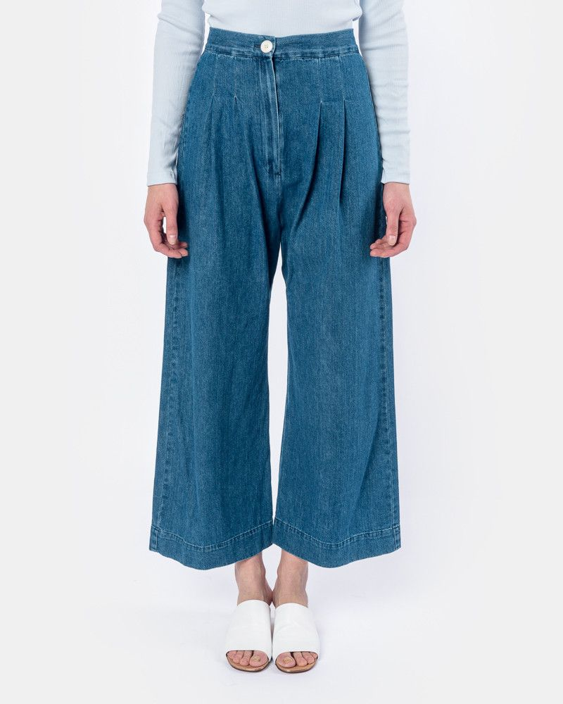 Boyd Pants in Denim