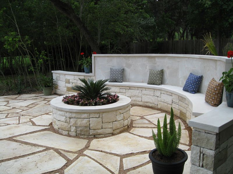 austin outdoor fire pits outdoor limestone fire pit on backyard fire pit landscaping id=62114
