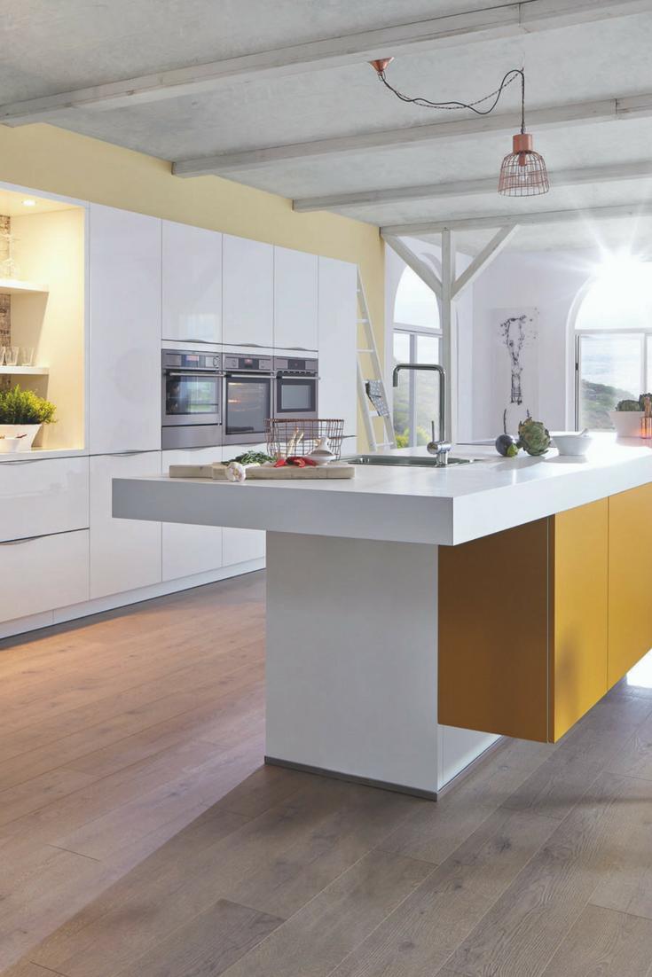 Bemerkenswert Hängelampe Küche Beste Wahl Weiße Küchen: 7 Ideen Und Bilder Für