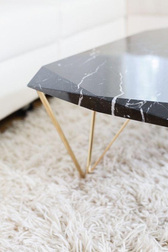 Resultado de imagen para mesa baja marquina mesa de conedor - mesas de centro de diseo