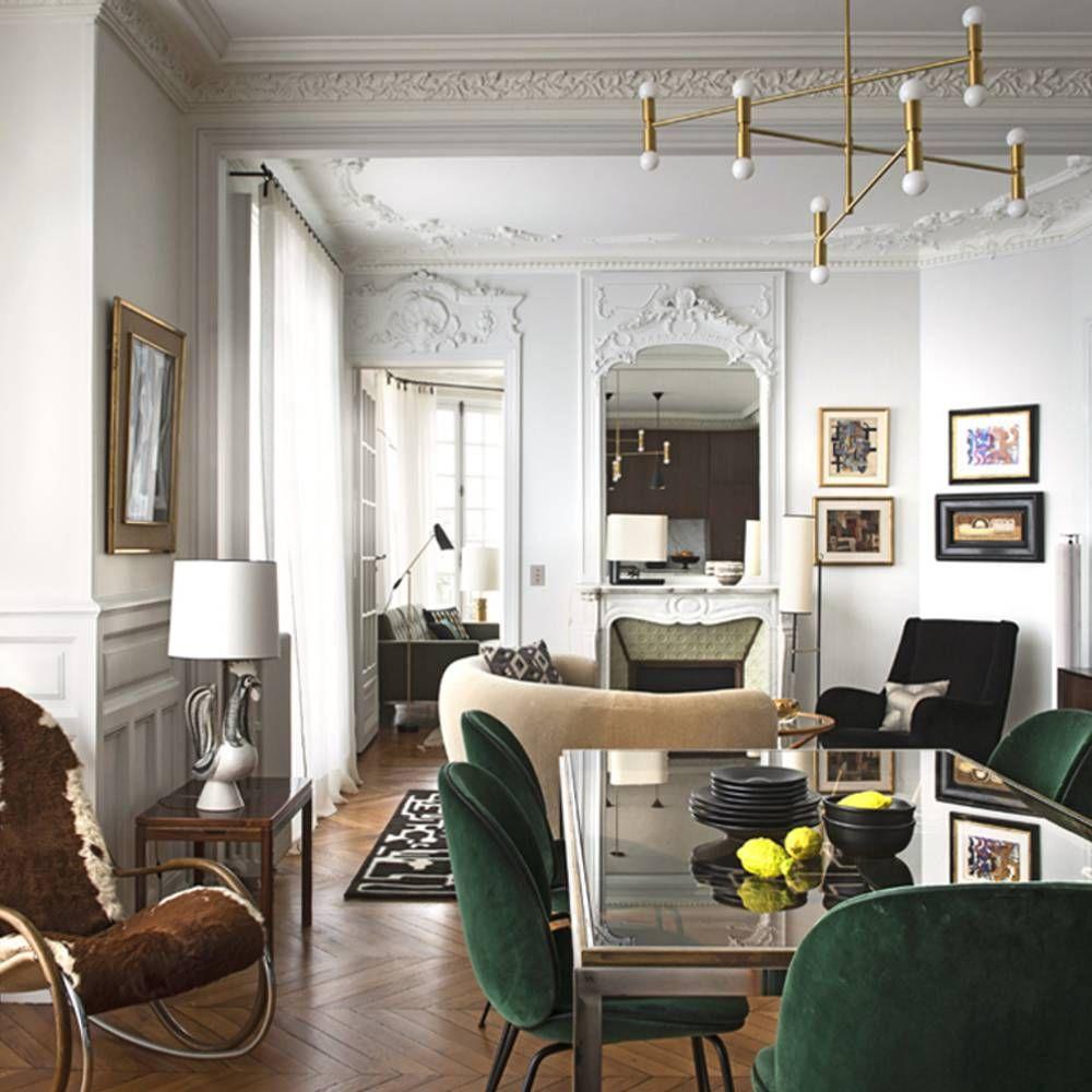 The Living Room Manchester Gallery: Photos De L'appartement Cosy D'un Collectionneur Brésilien