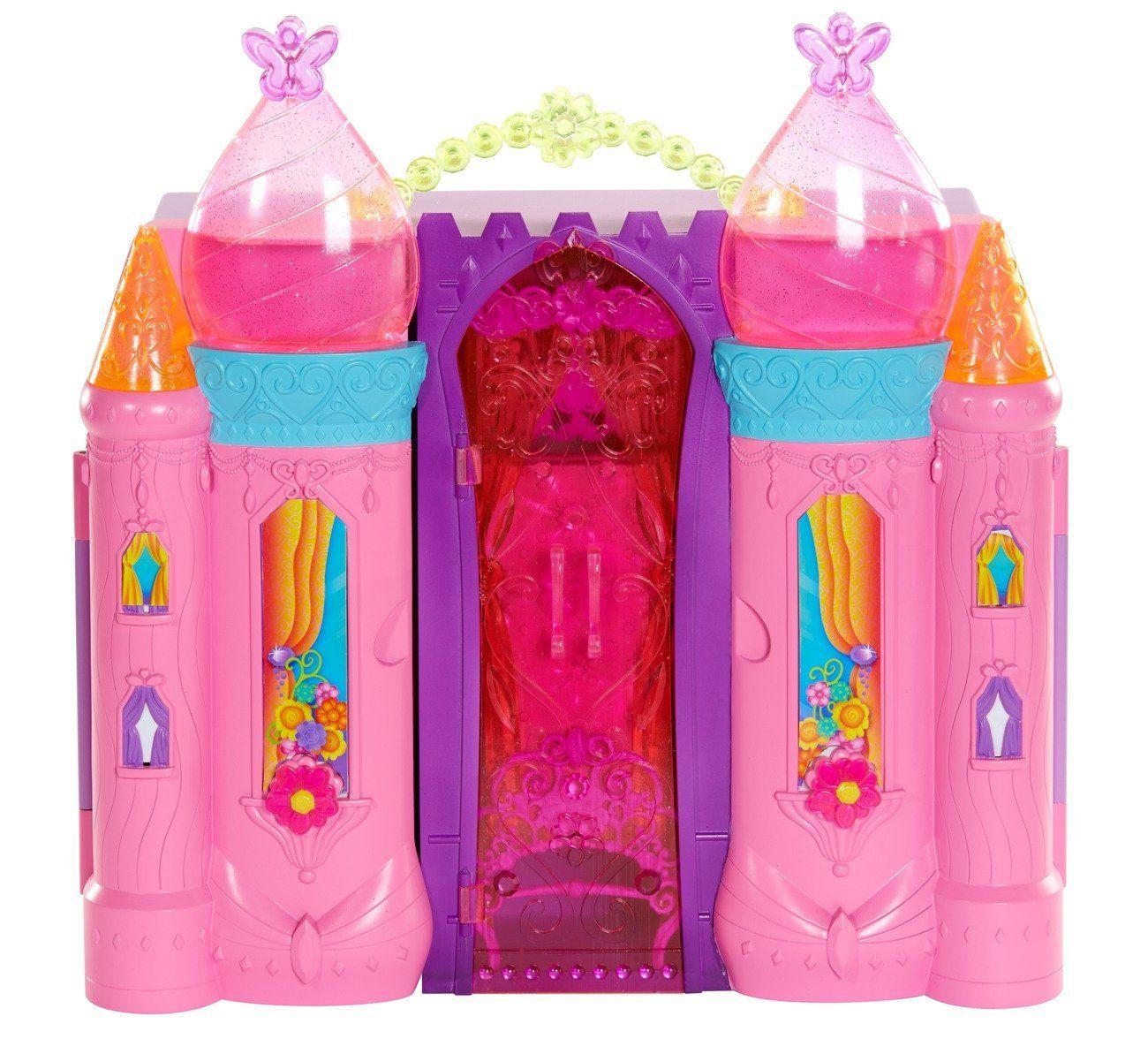 Barbie - Castillo de la Puerta Secreta, 76 x 32 cm (Mattel ...