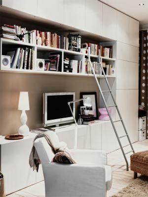 aufr umen mit system ikea besta. Black Bedroom Furniture Sets. Home Design Ideas