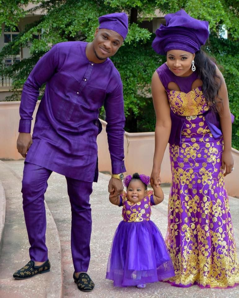 Nigerian Wedding Guest Attire African Clothing Family Outfits African Fashion