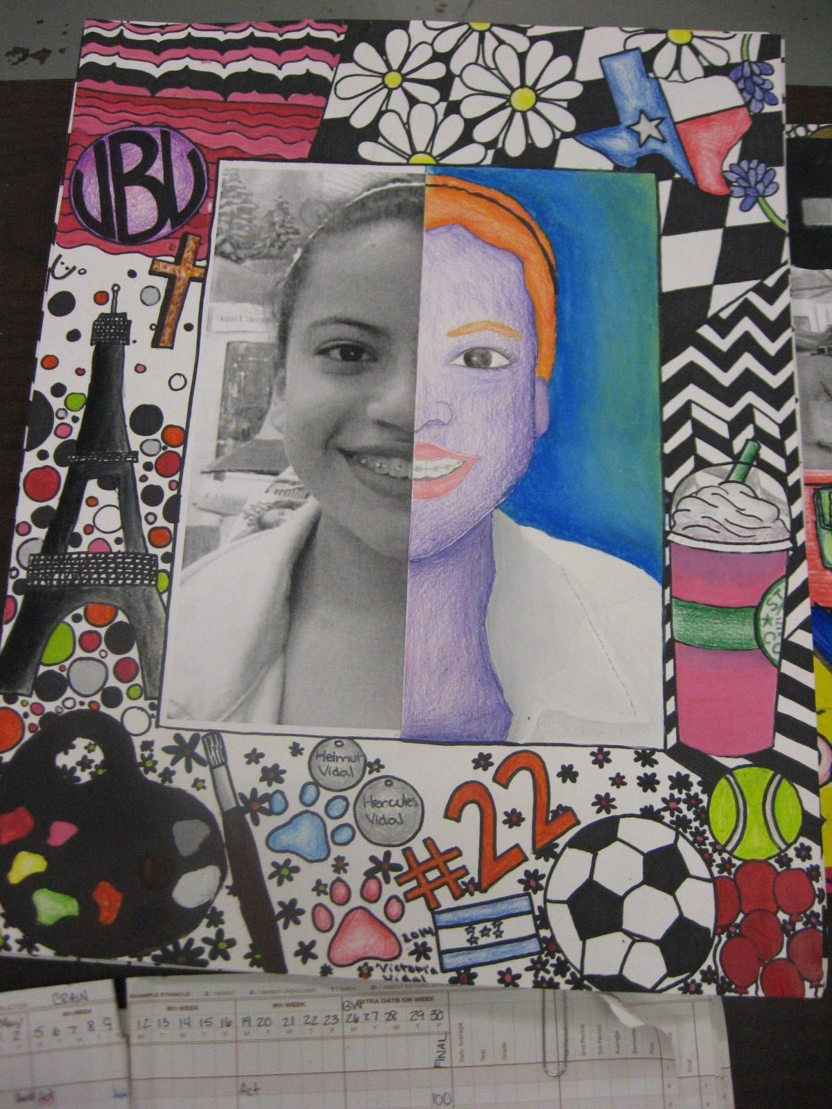 8th Grade Final Projects 13 14